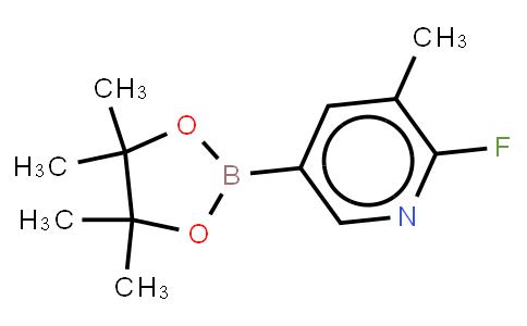 BP21359   1150561-71-9   2-Fluoro-3-methylpyridine-5-boronic acid, pinacol ester