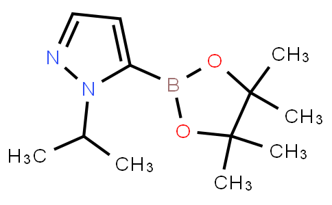 BP21371 | 1282518-60-8 | 1-Isopropyl-1H-pyrazole-5-boronic acid pinacol ester