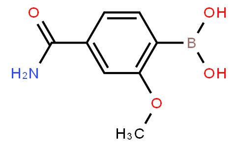 BP21378 | 1451392-06-5 | 4-Carbamoyl-2-methoxyphenylboronic acid