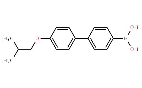 BP21383 | 1235568-92-9 | 4-(4'-Isobutoxyphenyl)phenylboronic acid