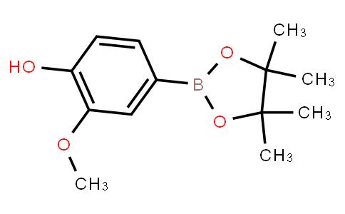 BP21394 | 269410-22-2 | 4-Hydroxy-3-methoxyphenylboronic acid pinacol ester