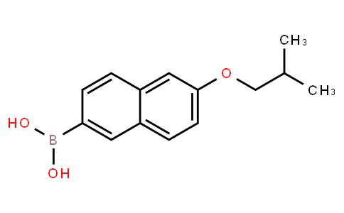 BP21406 | 1228310-17-5 | 6-(2-Methylpropoxy)-2-naphthaleneboronic acid