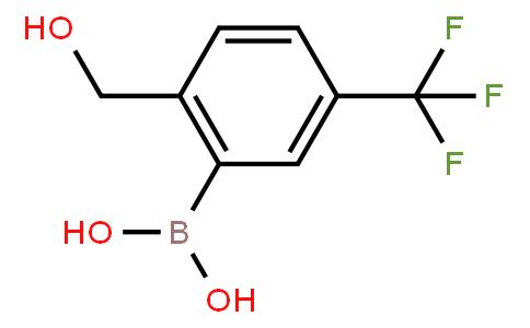 2-Hydroxymethyl-5-(trifluoromethyl)phenylboronic acid