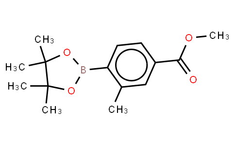 BP21413 | 473596-87-1 | 2-Methyl-4-methoxycarbonylphenylboronic acid, pinacol ester