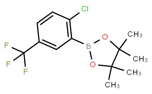BP21419 | 1146214-95-0 | 2-Chloro-5-(trifluoromethyl)phenylboronic acid pinacol ester