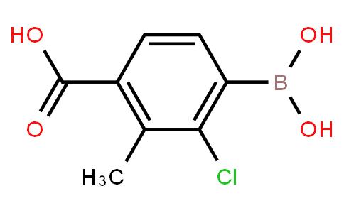 BP21420 | 1451391-31-3 | 4-Carboxy-2-chloro-3-methylphenylboronic acid