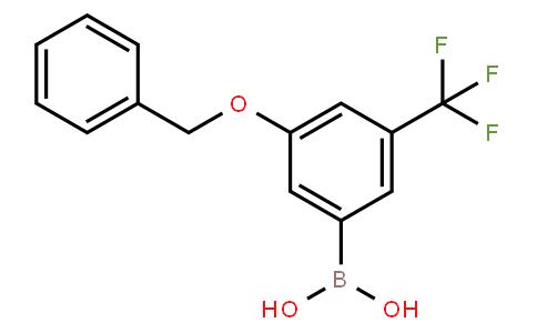 BP21421 | 1451393-42-2 | 3-Benzyloxy-5-trifluoromethylphenylboronic acid