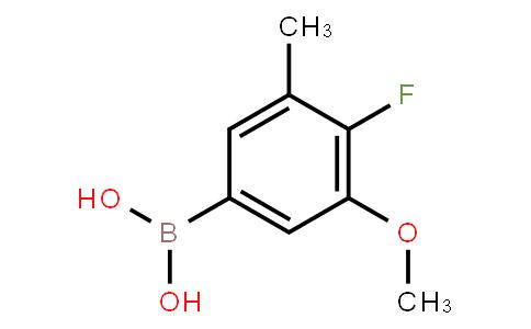 BP21422 | 1451392-02-1 | 4-Fluoro-3-methoxy-5-methylphenylboronic acid
