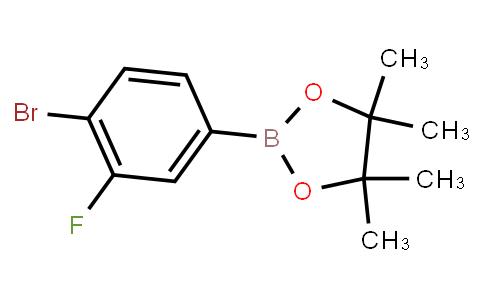 BP21429   1451391-19-7   4-Bromo-3-fluorophenylboronic acid pinacol ester