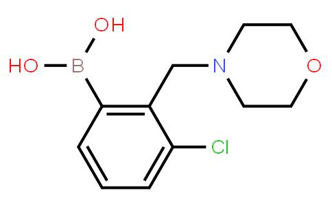 BP21430   1451393-01-3   3-Chloro-2-(morpholinomethyl)phenylboronic acid