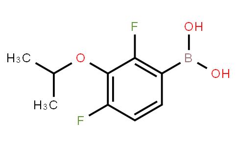 BP21442   1451390-95-6   2,4-Difluoro-3-isopropoxyphenylboronic acid