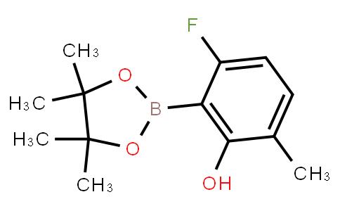 BP21446 | 1451391-55-1 | 6-Fluoro-2-hydroxy-3-methylphenylboronic acid pinacol ester