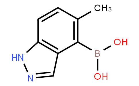 BP21450 | 1245816-10-7 | 5-Methyl-1H-indazole-4-boronic acid