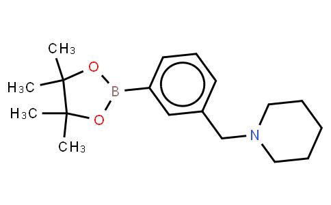 BP21453   859833-21-9   3-(Piperidin-1-ylmethyl)phenylboronic acid, pinacol ester