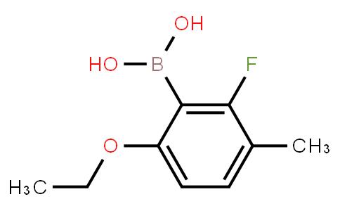 BP21454   1451391-66-4   6-Ethoxy-2-fluoro-3-methylphenylboronic acid
