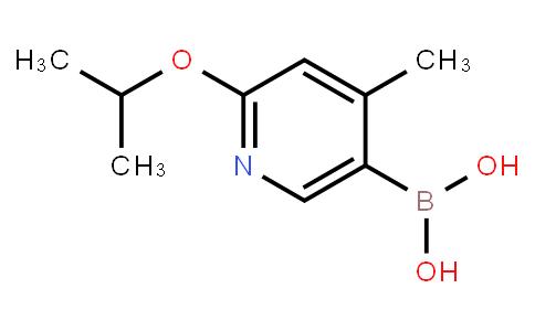 BP21456 | 1451391-03-9 | 2-Isopropoxy-4-methylpyridine-5-boronic acid
