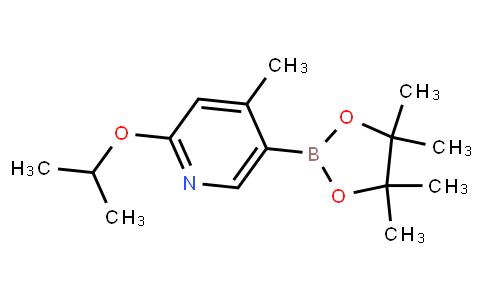 BP21458 | 1451391-04-0 | 2-Isopropoxy-4-methylpyridine-5-boronic acid pinacol ester