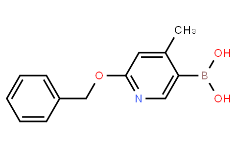 BP21461 | 1451391-35-7 | 2-(Benzyloxy)-4-methylpyridine-5-boronic acid