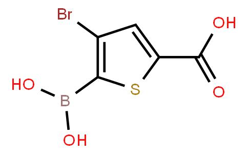 BP21467   1451392-85-0   3-Bromo-5-carboxythiophene-2-boronic acid