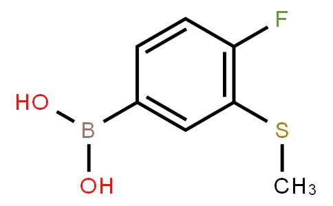 BP21470   1451392-39-4   4-Fluoro-3-(methylthio)phenylboronic acid