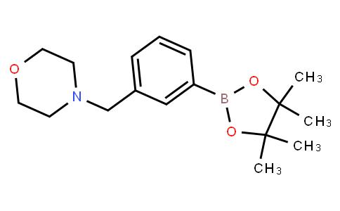BP21471   364794-80-9   3-(Morpholinomethyl)phenylboronic acid pinacol ester