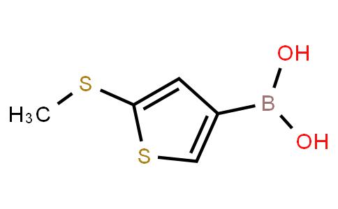BP21474 | 1451392-40-7 | 2-(Methylthio)thiophene-4-boronic acid