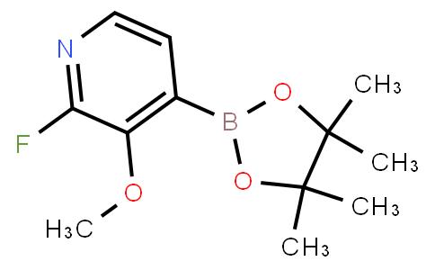 2-Fluoro-3-methoxy-4-pyridineboronic acid pinacol ester