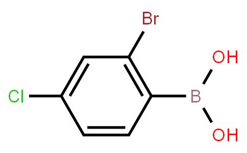 BP21482 | 1451393-45-5 | 2-Bromo-4-chlorophenylboronic acid