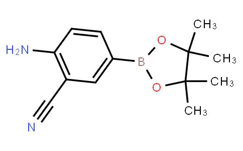 BP21488 | 934426-22-9 | 2-Amino-5-(4,4,5,5-tetramethyl-1,3,2-dioxaborolan-2-yl)benzonitrile