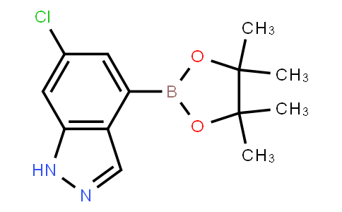 BP21494 | 6-Chloro-1H-indazole-4-boronic acid pinacol ester