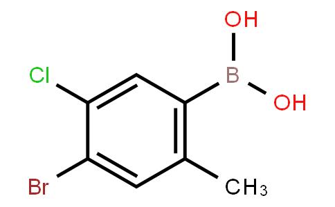 BP21501 | 1451391-48-2 | 4-Bromo-5-chloro-2-methylphenylboronic acid