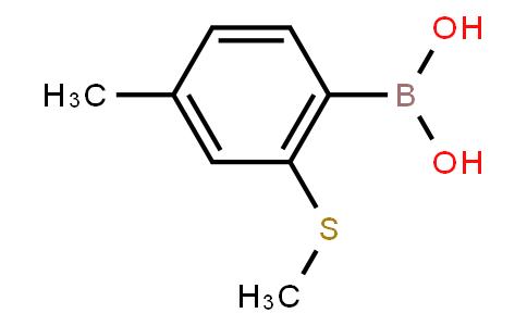 BP21503   1451392-51-0   4-Methyl-2-(methylthio)phenylboronic acid