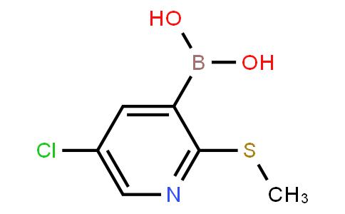 BP21523   1451392-63-4   5-Chloro-2-(methylsulfanyl)pyridine-3-boronic acid
