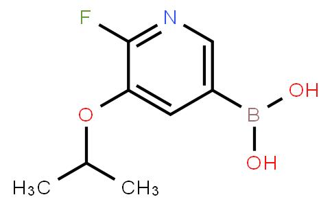 BP21524 | 1451390-97-8 | 2-Fluoro-3-isopropoxypyridine-5-boronic acid