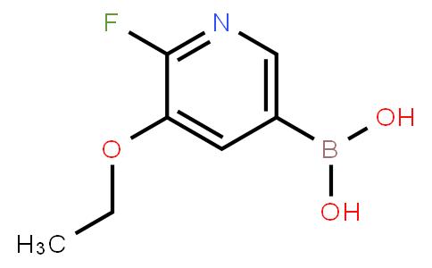 BP21526   2-Fluoro-3-ethoxypyridine-5-boronic acid