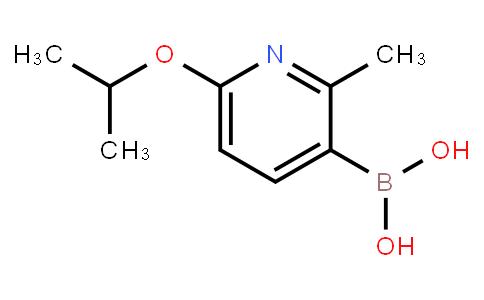 BP21529 | 1451391-02-8 | 6-Isopropoxy-2-methylpyridine-3-boronic acid