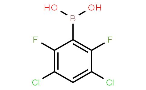 BP21534 | 1451393-11-5 | 3,5-Dichloro-2,6-difluorophenylboronic acid