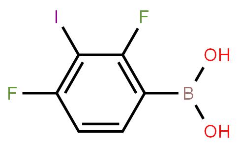 BP21537 | 1451393-12-6 | 2,4-Difluoro-3-iodophenylboronic acid