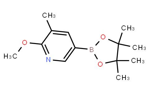 BP21540 | 1083168-83-5 | 2-Methoxy-3-methylpyridine-5-boronic acid pinacol ester