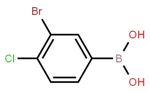 BP21543 | 1384956-55-1 | 3-Bromo-4-chlorophenylboronic acid