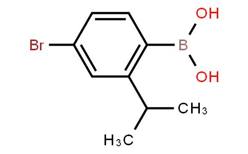 BP21547   1451390-88-7   4-Bromo-2-isopropylphenylboronic acid