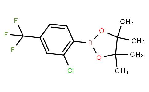 BP21554 | 1165935-98-7 | 2-Chloro-4-(trifluoromethyl)phenylboronic acid pinacol ester