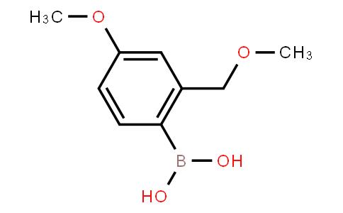 BP21559 | 1451392-22-5 | 4-Methoxy-2-(methoxymethyl)phenylboronic acid