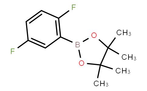 BP21560 | 408492-25-1 | 2,5-Difluorophenylboronic acid pinacol ester