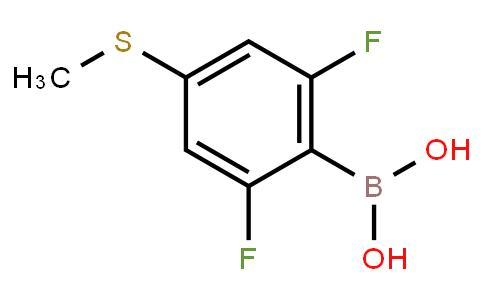 BP21568 | 1451392-53-2 | 2,6-Difluoro-4-(methylthio)phenylboronic acid