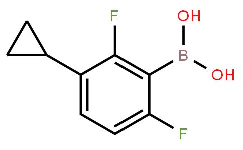 BP21575 | 1451393-02-4 | 3-Cyclopropyl-2,6-difluorophenylboronic acid