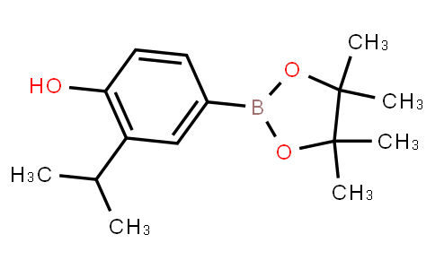 BP21587 | 1188335-75-2 | 4-Hydroxy-3-isopropylphenylboronic acid pinacol ester