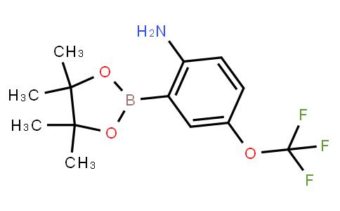 BP21595   1451391-22-2   4-(Trifluoromethoxy)-2-(4,4,5,5-tetramethyl-1,3,2-dioxaborolan-2-yl)aniline