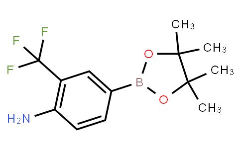BP21605 | 508223-55-0 | 4-(4,4,5,5-tetramethyl-1,3,2-dioxaborolan-2-yl)-2-(trifluoromethyl)aniline