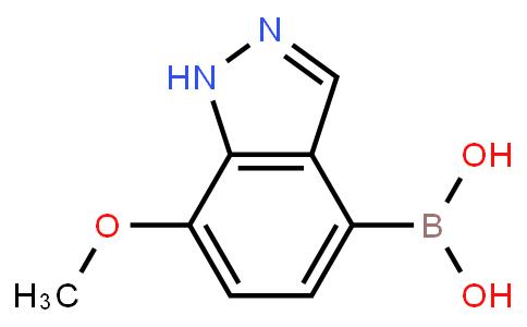 BP21608   1186422-15-0   7-Methoxy-1H-indazole-4-boronic acid